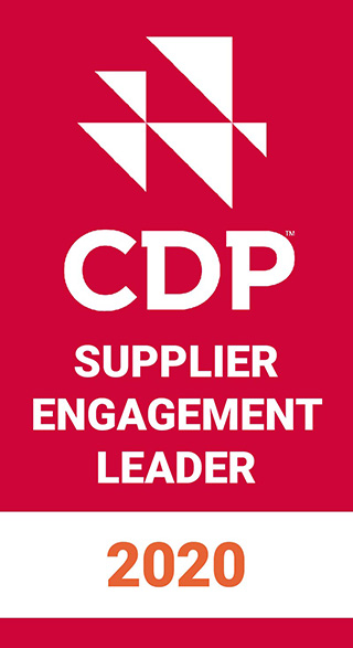 CDP SUPPLIER ENGAGEMENT LEADER 2020