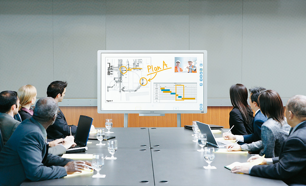 「RICOH Interactive Whiteboard Controller Type1」を新発売 | リコー ...