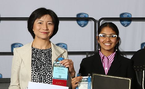 Intel ISEF(International Science & Engineering Fair)メジャースポンサー(米国)